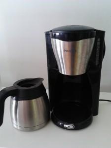 Eine Filterkaffeemaschine