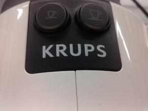 2-Tasten System bei Krups