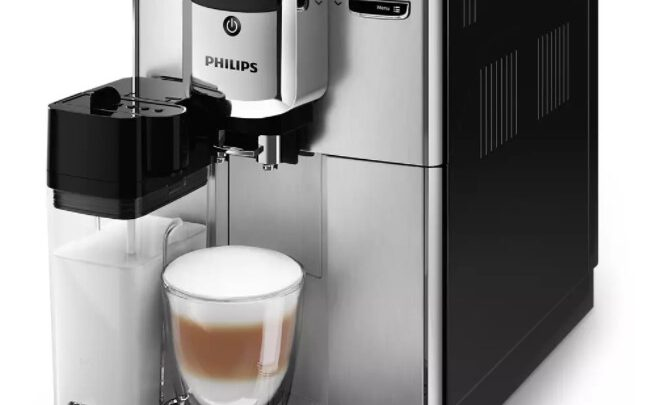 Philips 5000 Serie Ep5365/10 Test