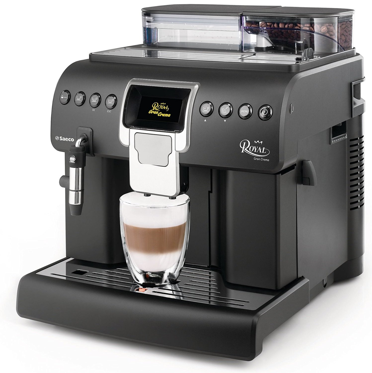 Saeco HD8920/01 Royal Gran Crema im Test