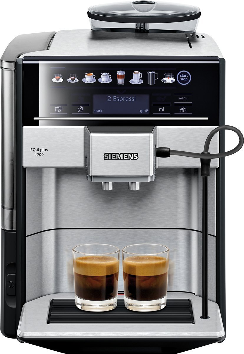 Siemens EQ.6 Plus s700 TE657503DE