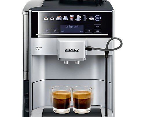 Siemens Eq 6 Plus S300 Te653501de Kaffeevollautomat Im Test Der