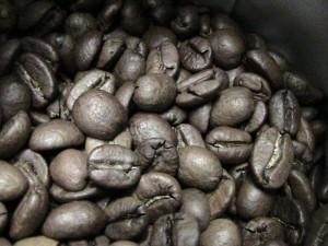 Gute Kaffeebohnen verwenden
