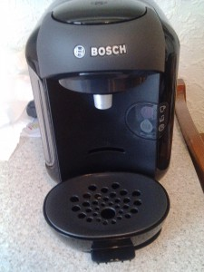 Bosch Tassimo Vivy Testgerät