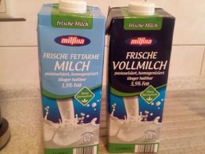 Welche Milch ist ideal?