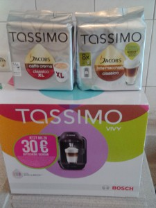 bosch tassimo tas125 vivy kapselmaschine test. Black Bedroom Furniture Sets. Home Design Ideas