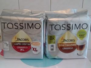 Tassimo T-Disc Kaffeekapseln